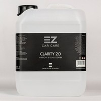 EZ Car Care Clarity 2.0 Glass Cleaner 5L