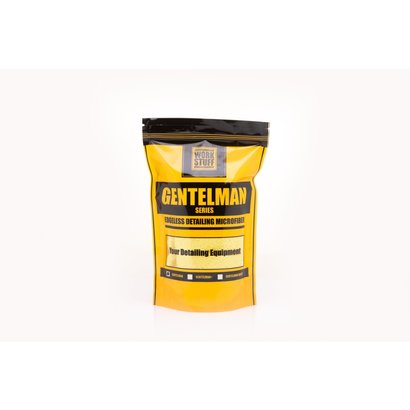 Work Stuff Work Stuff - Gentelman Basic Yellow 40x40cm