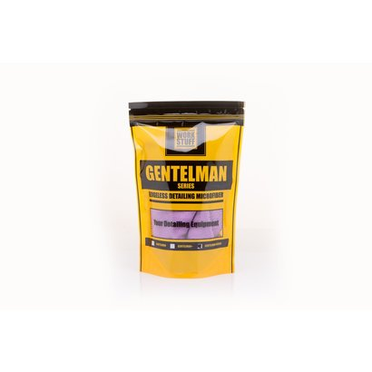 Work Stuff Work Stuff - Gentelman Basic Purple 40x40cm