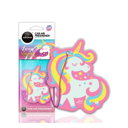 Aroma Geurhangers Aroma - Unicorn