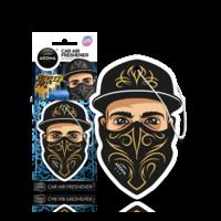 Aroma Geurhangers Street Art Mask