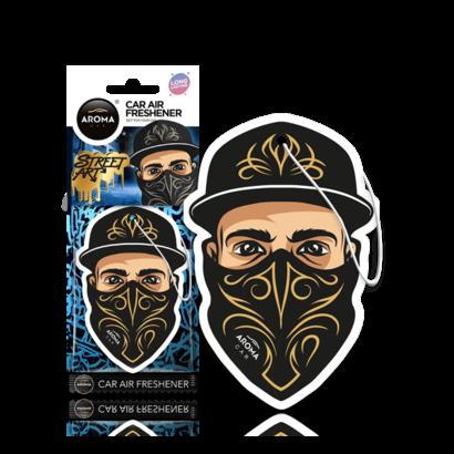 Aroma Geurhangers Aroma - Street Art Mask