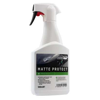 Valet Pro ValetPro - Matte Protect 500ml