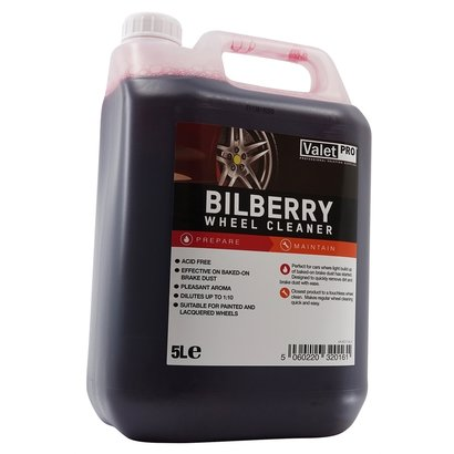Valet Pro ValetPro - Bilberry Wheel Cleaner 5L