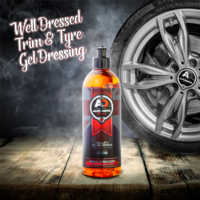 AutoBrite Direct Well Dressed Trim & Tyre Gel