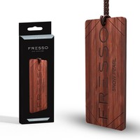 Fresso  Wooden Hanger - Snow Pearl