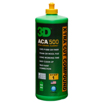 3D Car Care 3D Car Care - ACA X-TRA CUT 500