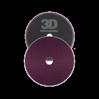 "3D Car Care Spider-Cut Dark Purple 3,5"""