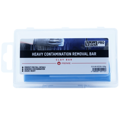 ValetPro ValetPro - Heavy Contamination Removal Bar 100g