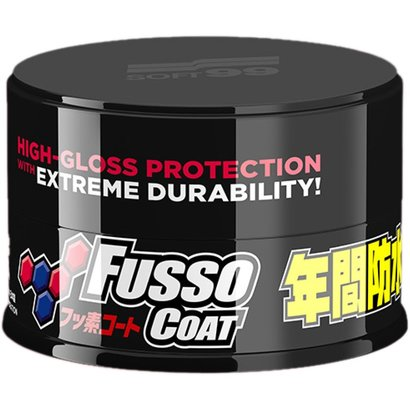 Soft99 Soft99 - New Fusso Coat 12 Months Dark Wax 200gr