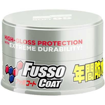 Soft99 Soft99 - New Fusso Coat 12 Months Light Wax 200gr