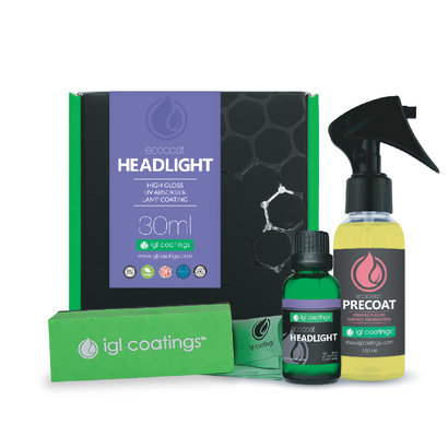 IGL Coatings IGL Coatings - Ecocoat Headlight 30ml