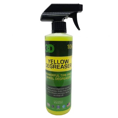 3D Car Care 3D Car Care - Yellow Degreaser 16 oz.