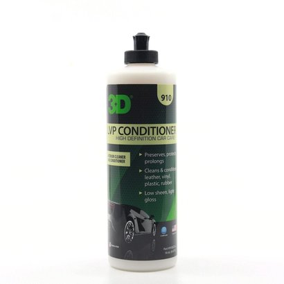 3D Car Care 3D Car Care - LVP Conditioner 16 oz.