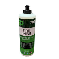 3D Car Care Tire Shine