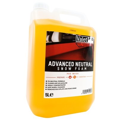 ValetPro ValetPro - Advanced Neutral Snow Foam 5L