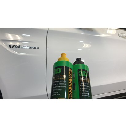 3D Car Care 3D Car Care - ACA 500 + 520 Polish Combo