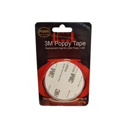 Poppy Grace Mate Poppy 3m Bevestigingstape