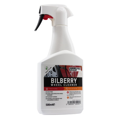 ValetPro ValetPro - Bilberry Wheel Cleaner 500ml + Kwast