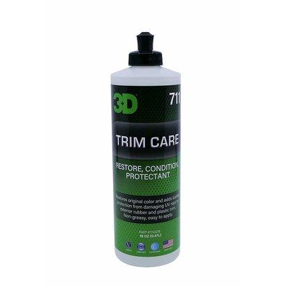 3D Car Care 3D Car Care - Trim Care Protectant 16 oz.