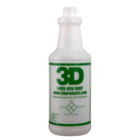 3D Car Care Chemical Mixing Bottle