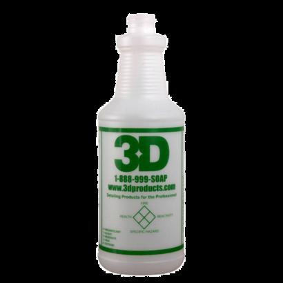 3D Car Care 3D Car Care - Chemical Mixing Bottle