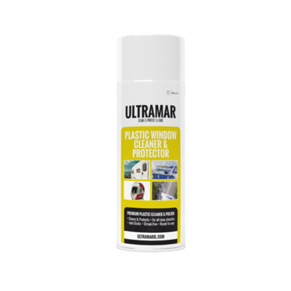 Ultramar Ultramar - Plastic Window Cleaner-Protect 400ml