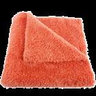 Mike O'Fiber Plush Microfiber Towel Orange