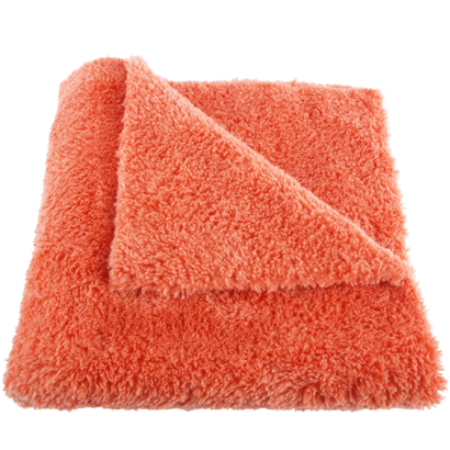 Mike O'Fiber Mike O'Fiber - Royal Plush Microfiber Towel Orange