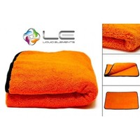 Liquid Elements Drying Towel Orange Baby