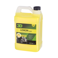 3D Car Care Lemon Scent Air Freshener