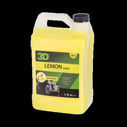 3D Car Care 3D Car Care - Lemon Scent Air Freshener 1 Gallon
