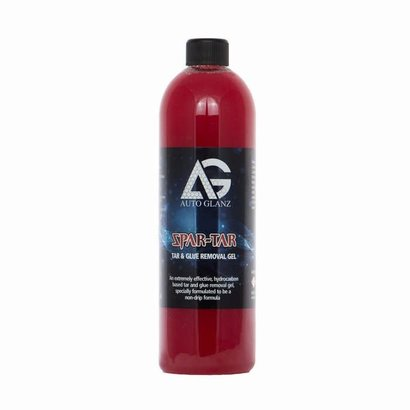 AutoGlanz Autoglanz - Spar-Tar Remover Damaged Label 500ml