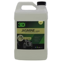3D Car Care Jasmine Scent Air Freshener
