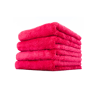 3D Car Care Towel Red
