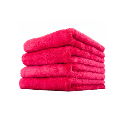 3D Car Care 3D Car Care - Towel Edgeless Red