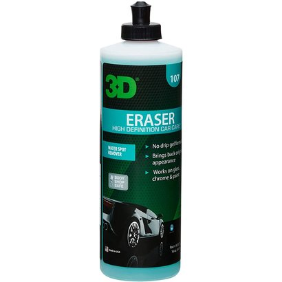 3D Car Care 3D Car Care - Eraser Water Spot Remover 16 oz.