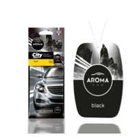 Aroma Geurhangers Black