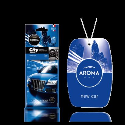 Aroma Geurhangers Aroma - City New Car