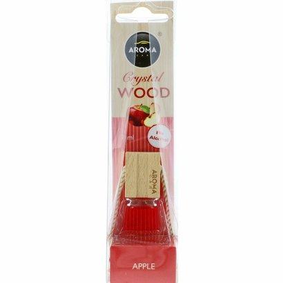 Aroma Geurhangers Aroma - Crystal Wood Apple