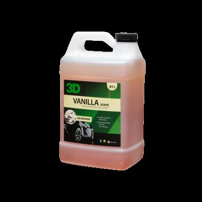 3D Car Care 3D Car Care - Vanilla Scent Air Freshener 1 Gallon