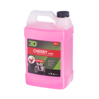 3D Car Care Cherry Scent Air Freshener 1 Gallon