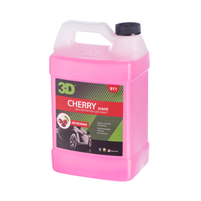 3D Car Care 3D Car Care - Cherry Scent Air Freshener 1 Gallon