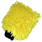 Carchemicals Yellow Wash Mitt