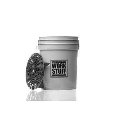 Work Stuff Work Stuff - Bucket Wheels + Grit