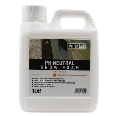ValetPro ValetPro - pH Neutral Snow Foam 1L