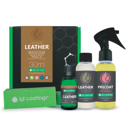 IGL Coatings IGL Coatings - Leather Coating