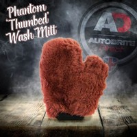 AutoBrite Direct Phantom Luxury Lambswool Wash Mitt