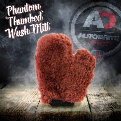 AutoBrite Direct Autobrite - Phantom Luxury Lambswool Wash Mitt