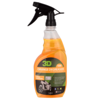 3D Car Care Orange Degreaser 24 oz.